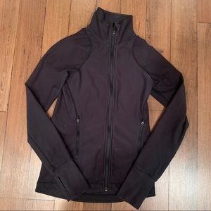 Nike Dry Fit Drifit Zip Up Jacket